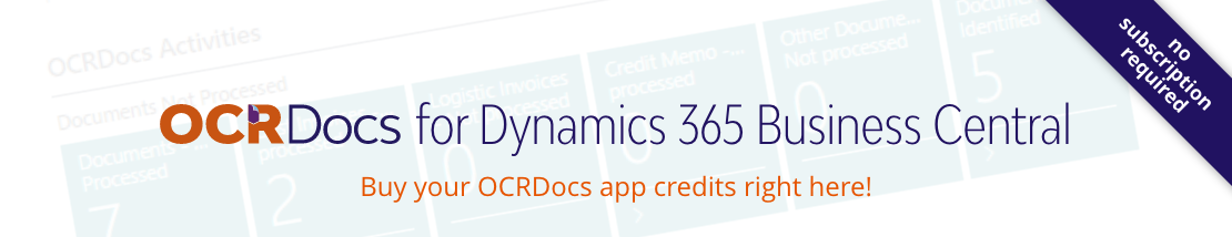 Buy your OCRDocs app credits right here!